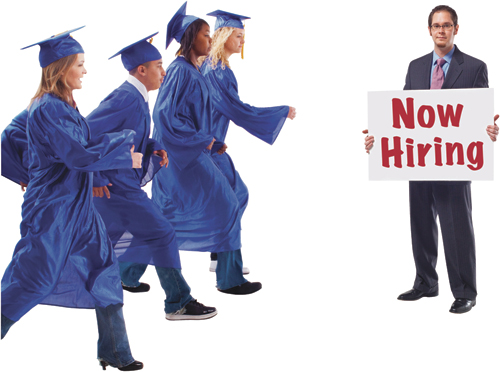 GraduatesManSignHC0905