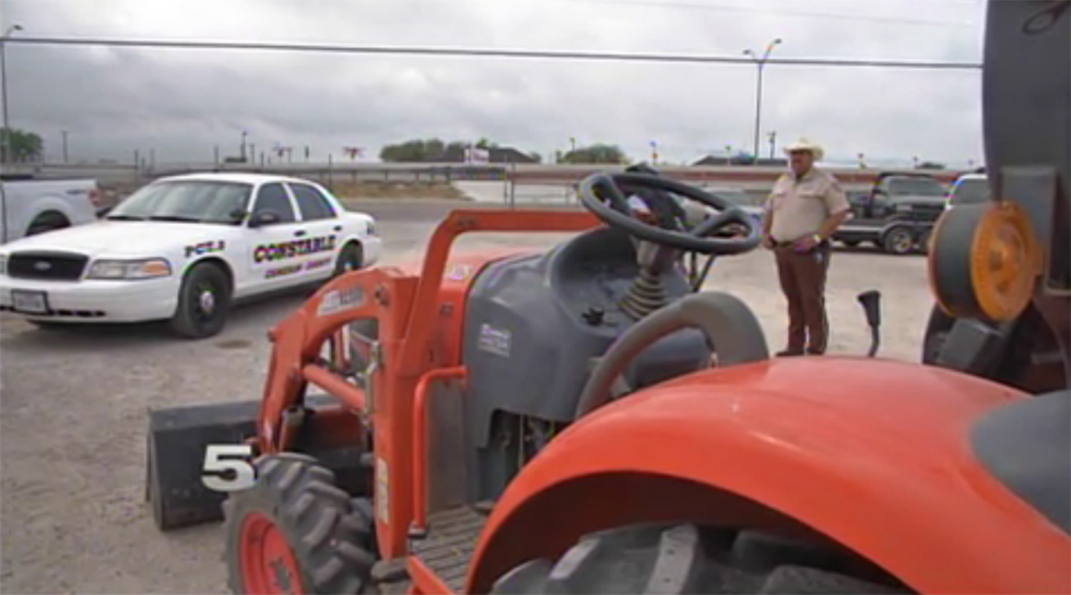 Farm Equipment Theft Ring Busted By Pct 5 Constable Cesar Rene Diaz La Feria News