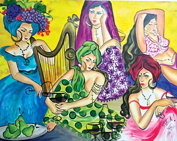 """""""Spa Melody"""" by Toni Hudson"""