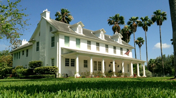 Al Parker's mansion was sold to McHenry Tichenor in 1946 and still stands today as a museum dedicated to McHenry's legacy.